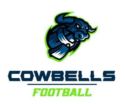 cowbells felirattal