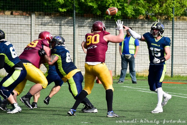 Czirók Mártonék (15) a Vukovi ellen jól teljesítettek