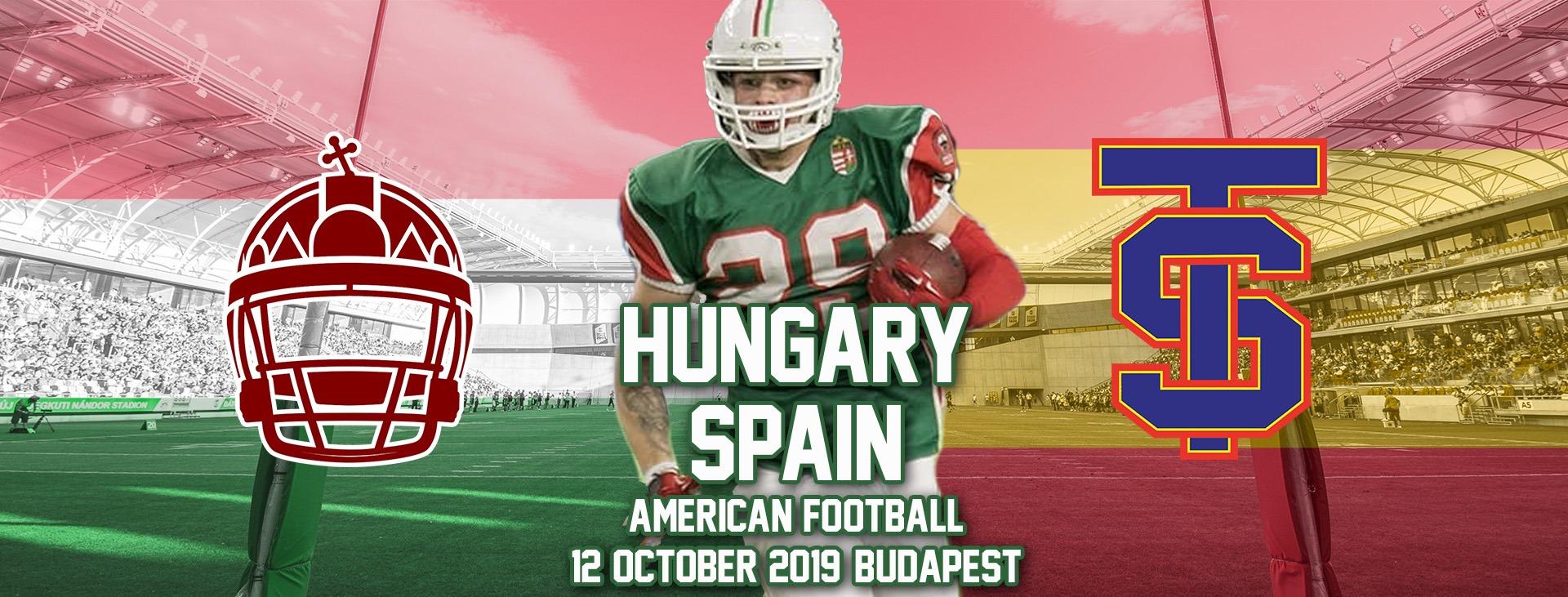 Magyarország - Spanyolország